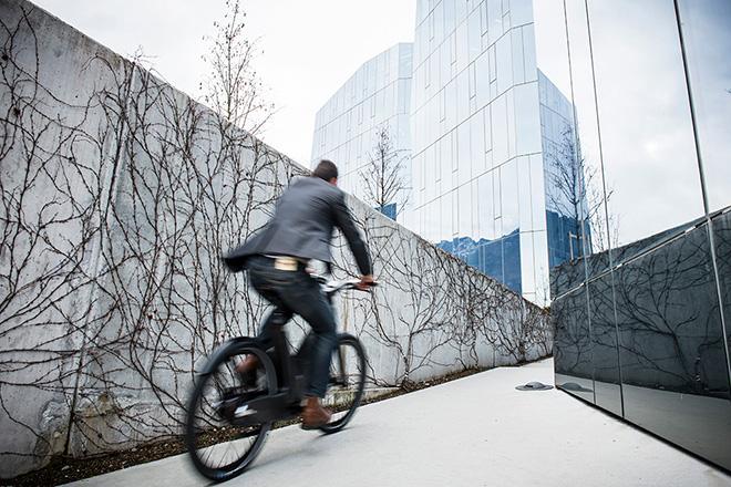 Armin Oberhollenzer, Leaos Solar E-Bike