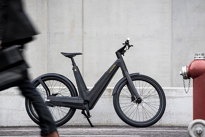 Leaos – Carbon Urban E-bike