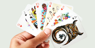 Playing Arts - Creative Cards