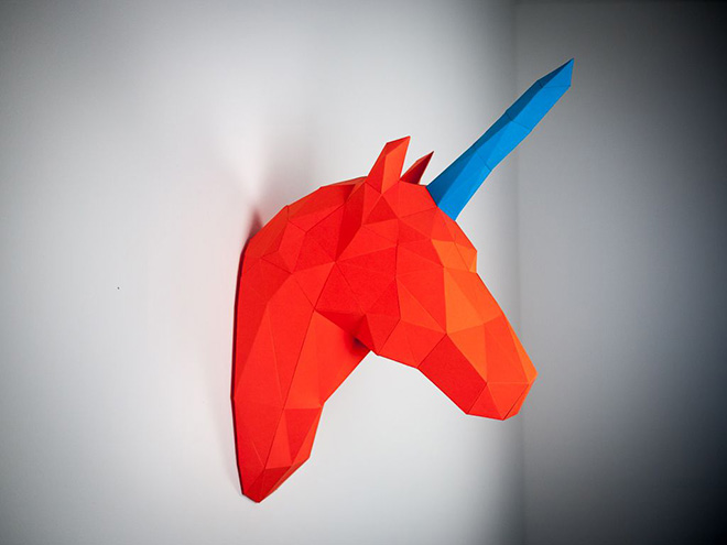 Papertrophy - Papercraft Art for your home