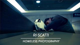 RI-SCATTI - Fotografi senza fissa dimora