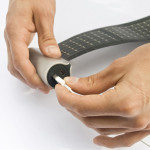Rollable solar charger – WAACS design