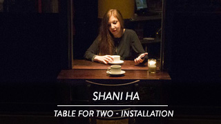 Shani Ha - Table for two