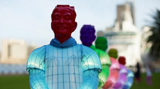 Xia Nan – The Lanterns of the Terracotta Warriors