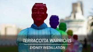Xia Nan - The Lanterns of the Terracotta Warriors