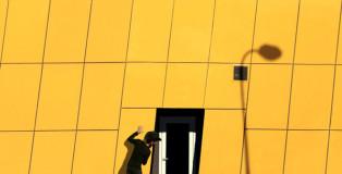Yener Torun - Istanbul color. An office building in Kartal, Kartal District.