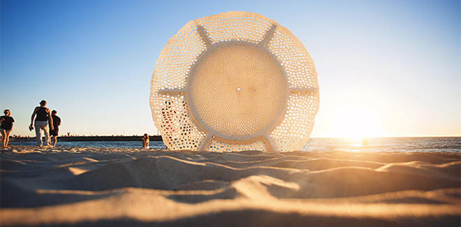 Sculpture by the sea 2015 – Australia