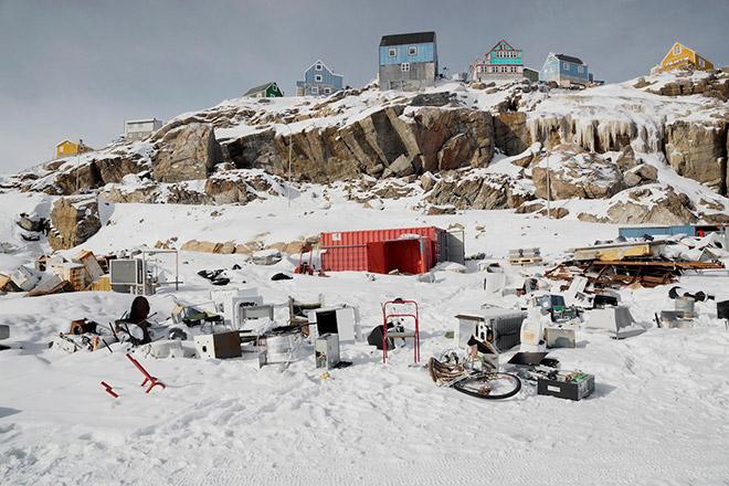 "Camille Michel, ""Abandonment"" (2014), Uummannaq, Greenland"