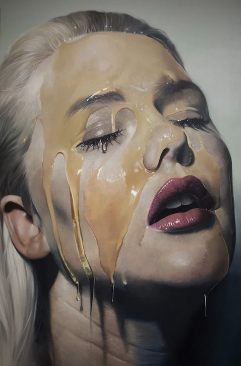 Mike Dargas - Pittura iperrealista