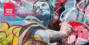 Pichi & Avo – Urban Iconomythology, Memorie Urbane Street art festival
