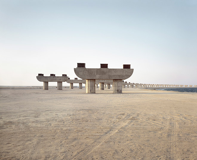 "Richard Allenby-Pratt, ""Abandoned Island Development"" (2014), Dubai, United Arab Emirates"