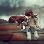 Elena Karneeva – Animali e bambini