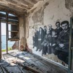 JR – Unframed, Ellis Island