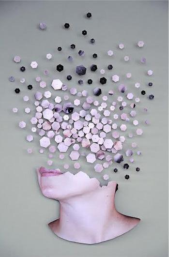 Micaela Lattanzio - Fragmenta, Retrospezioni visuali