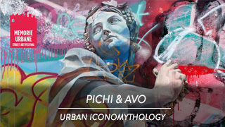 Pichi & Avo – Urban Iconomythology