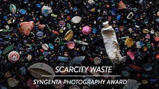 Scarcity waste - Syngenta photography award