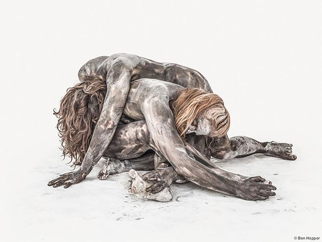 Ben Hopper - Transfiguration - Garance Hubert-Samson & Lucie Roux