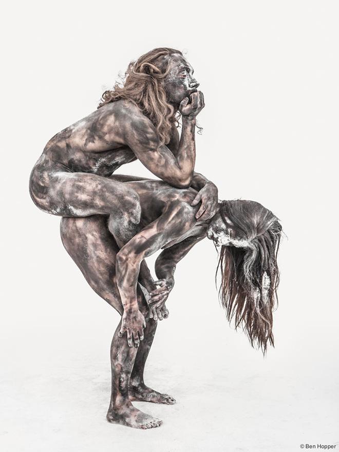 Ben Hopper - Transfiguration - Sasha Flexy & Hauk Pattison