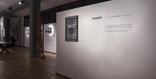 """Matteo """"ufocinque"""" Capobianco - """"CHARTA"""""""