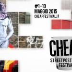 Cheap – Street Poster Art Festival