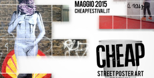 Cheap - Street Poster Art Festival
