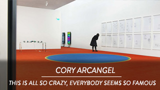 Cory Arcangel - This is all so crazy, everybody seems so famous