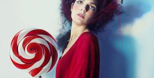 Elisa Anfuso - La sesta beatitudine (La caduta di Eva) - Olio su tela, cm 100x150 2015