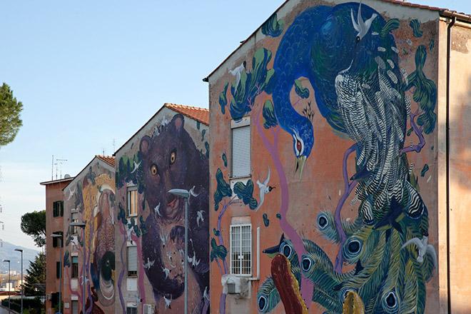 Sanba – L'arte incontra il quartiere