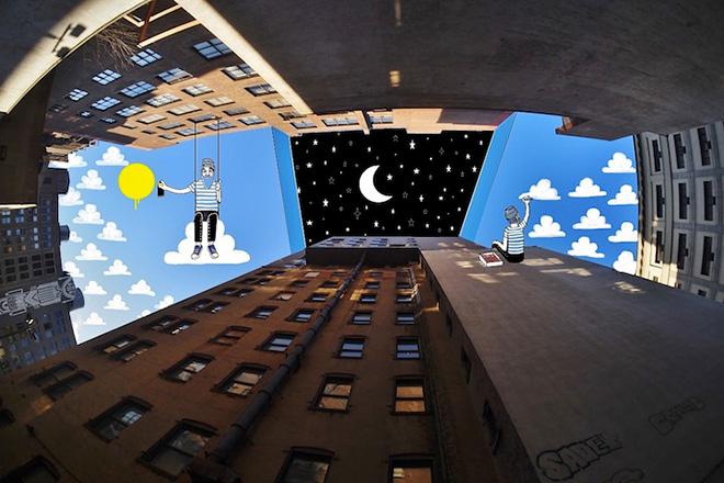 Thomas Lamadieu - New Sky Art