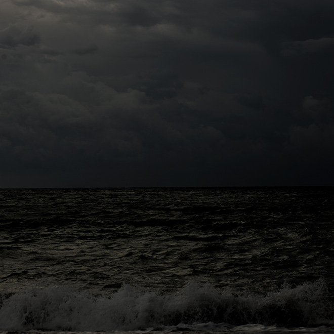 Mustafa Sabbagh, Untitled - serie: Mari (2014) - Stampa fotografica lambda su dibond, 80x80 cm - ed. di 5 + 1 PA - © Mustafa Sabbagh