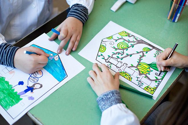 Sanba - Laboratori per bambini
