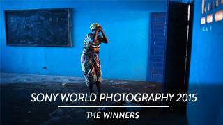 Sony World photography 2015 - I vincitori