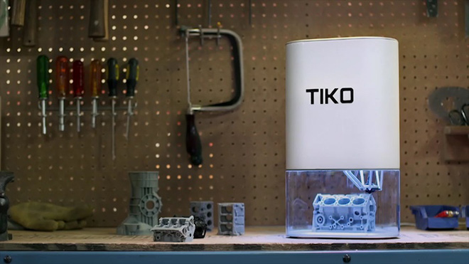 ATiko - The Unibody 3D Printer
