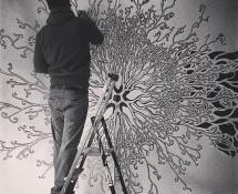 Ufocinque - Street art