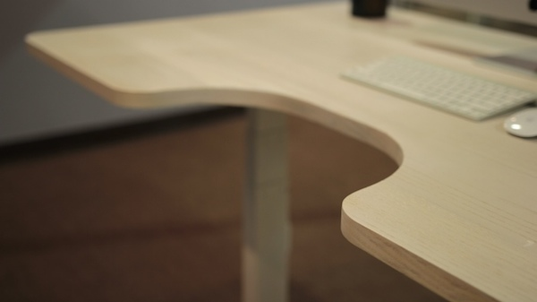 Autonomous Desk - The smartest office desk