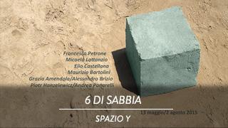 6 di Sabbia - Spazio Y