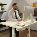 Autonomous Desk – The smartest office desk