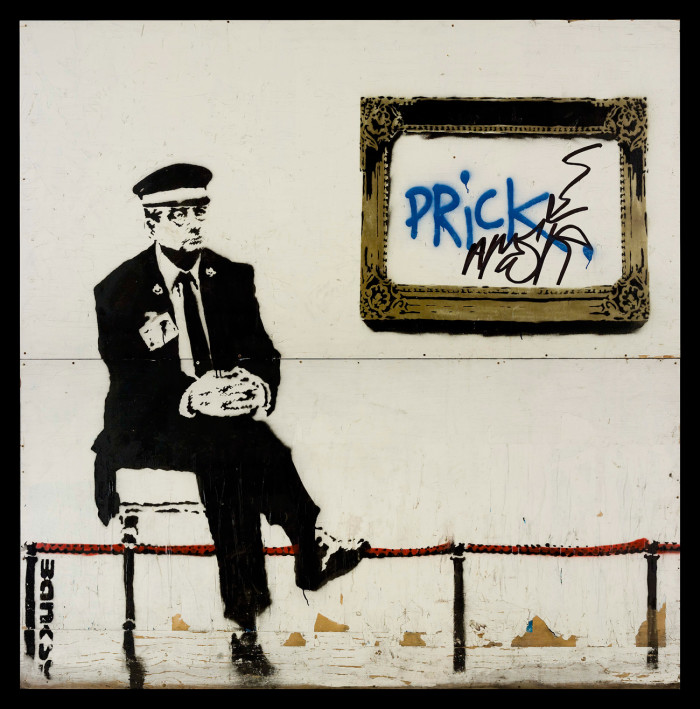 Banksy – Keszler Gallery