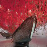 Chiharu Shiota – The Key in the Hand