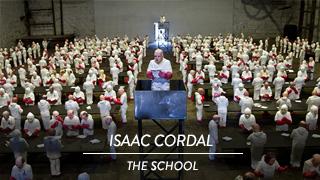 Isaac Cordal – The school