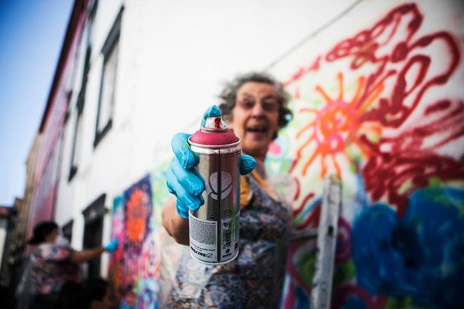 LATA 65 – Graffiti senza età