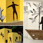 Levalet – Memorie urbane & Cheap Festival