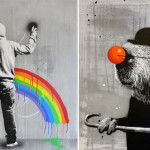 Martin Whatson – About Face,  Hama Woods – The Grey Area