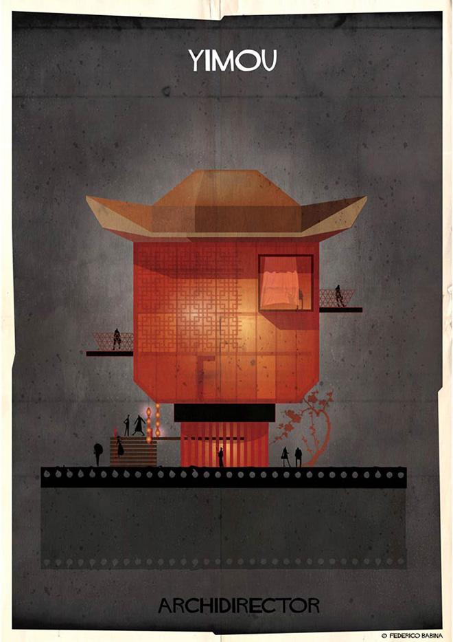 Federico Babina - Archidirector, Zhang Yimou
