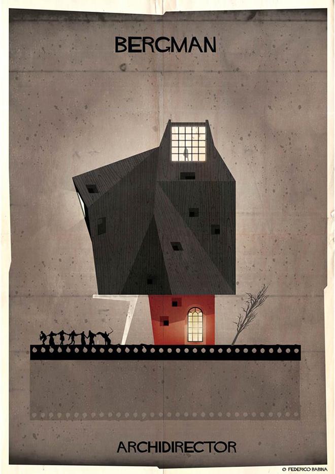 Federico Babina - Archidirector, Ernst Ingmar Bergman