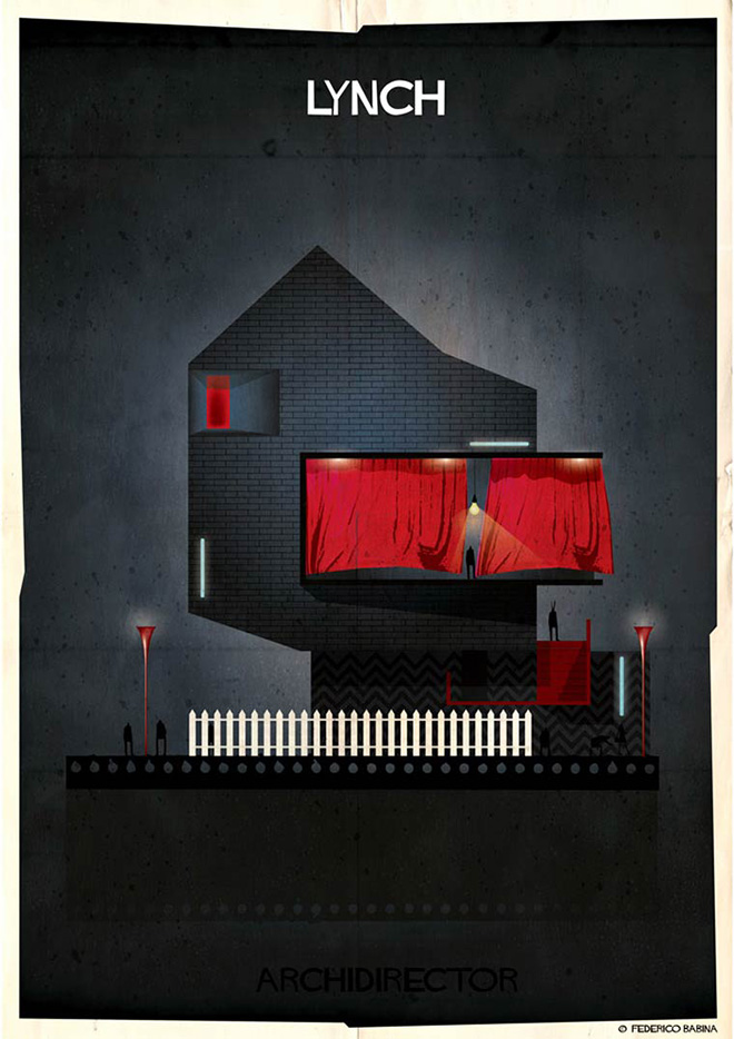 Federico Babina - Archidirector, David Lynch
