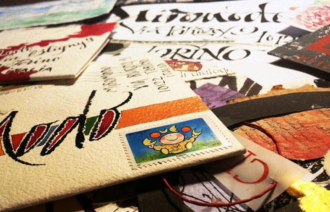 Miro Modo – Mail Art