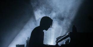 Greg Haines - Video Sound Art Festival 2015. photo credit: Markus Werner