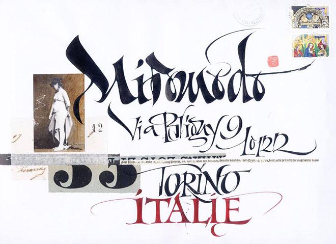 Miro Modo - Art mail