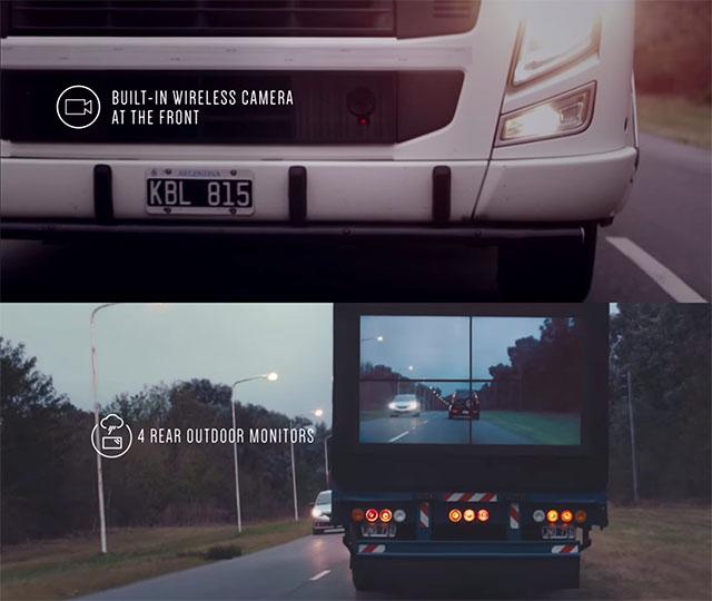 Samsung Safety Truck - Prevenire gli incidenti